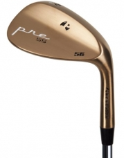 Pinemeadow Golf Women's Pre Bronze Wedge (Right Hand, Steel, 60 Degree)