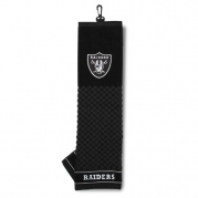 NFL Oakland Raiders Embroidered Golf Towel