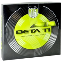 Intech Beta TI Distance 16-Pack Golf Balls