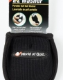 Jef World of Golf Gifts and Gallery, Inc. E-Z Ball Washer (Black)