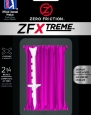 Zero Friction Xtreme 4-Prong Golf Tees (2-3/4 Inch, Magenta, Pack of 40)