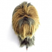 Star Wars Chewbacca Golf Hybrid Cover Headcover