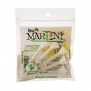 Martini Step Up Golf Tees 5 Pack White
