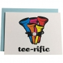 Giggle Golf Tee-rific Note Cards - 6 Boxed Cards and Envelopes