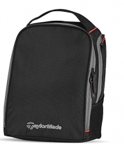 TaylorMade TM15 Players Shoe Bag, Black