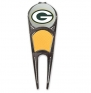 NFL Official Green Bay Packers Golf Ball Mark Repair Tool