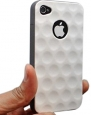 Wydan White Golf Ball Design Glossy Hard Sturdy iPhone 5 5S Case Cover