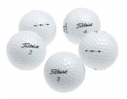 Titleist NXT Recycled Golf Balls, 36 pack