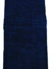 ProActive 16 x 25 Hemmed Towel (Navy Blue)