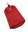 BrightSpot Solutions Spotless Swing Premium Multi-Use Golf Towel, Red with Black Trim Golf Equipment / Gear Store
